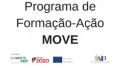"""Programa de Formação-Ação """"MOVE"""""""